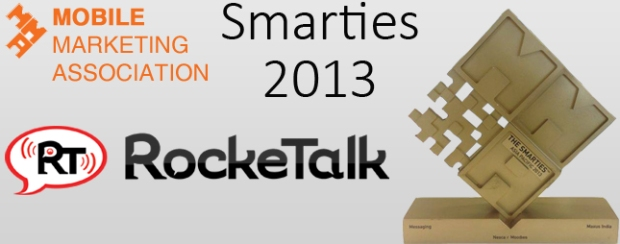 As RockeTalk proves again to be the leading Mobile Marketing Tool.
